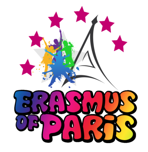 logo erasmus of paris