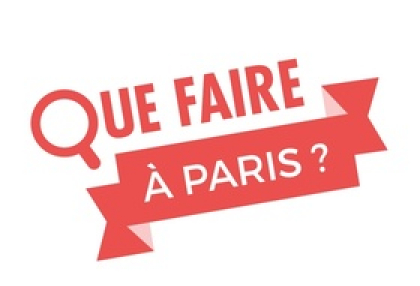Que faire à Paris logo