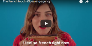 The French touch #Speaking-agency