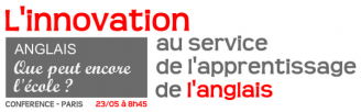 Innovation au service de l'apprentissage de l'anglais