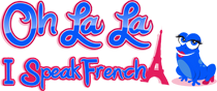 Oh La La I speak French