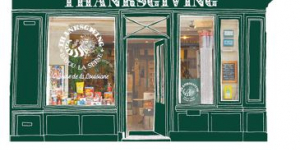 Thanksgiving store