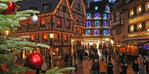 top five christmas markets france