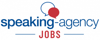 speaking agency jobs